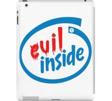 Evil Inside iPad Case/Skin