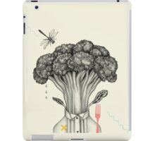 Mr. Broccoli iPad Case/Skin