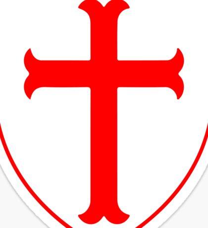 Crusader #2 Sticker