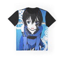 Lomenia Nyr - Blue Version Graphic T-Shirt