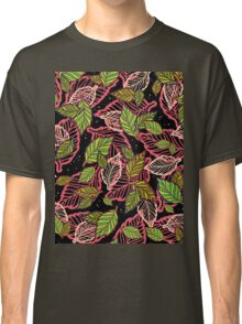 Forest at night Classic T-Shirt