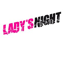 Party music ladies night by Style-O-Mat