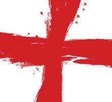 England - Paint Splatter Sticker