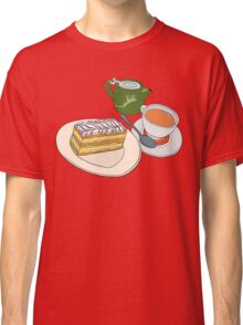 Afternoon Tea and Cake Classic T-Shirt
