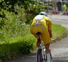 Cycling by ReggieRamos
