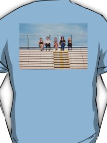 The Perks of Being a Wallflower Cast T-Shirt