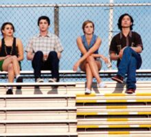 The Perks of Being a Wallflower Cast Sticker