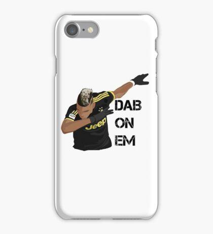Dab on Em - Pogba iPhone Case/Skin