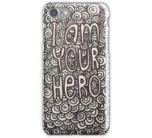 PELUSA - Hero iPhone Case/Skin