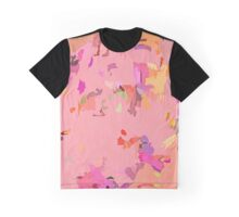 Abstract 45 Graphic T-Shirt