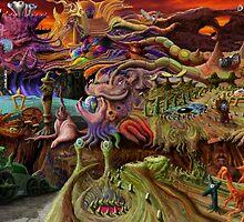 Freedom Amongst Chaos by Julian Johnstone