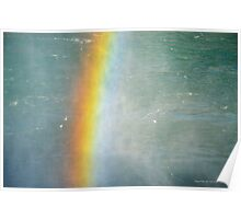 Rainbow | Niagara Falls, New York Poster
