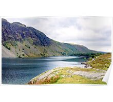 Wastwater, Lake District National Park, UK Poster