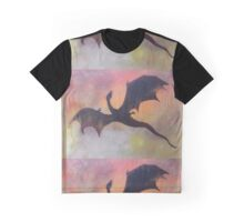The fall of Smaug Graphic T-Shirt