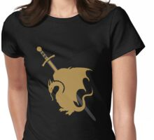 Excalibur Wyvern Womens Fitted T-Shirt