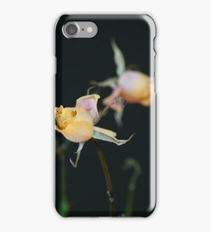Dried Rosebud iPhone Case/Skin