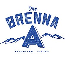 The Brenna A Photographic Print