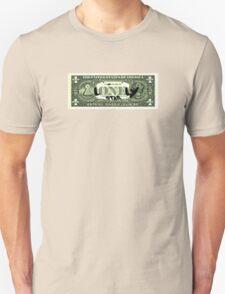 Lonely Star Dollar Bill T-Shirt