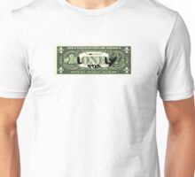 Lonely Star Dollar Bill Unisex T-Shirt