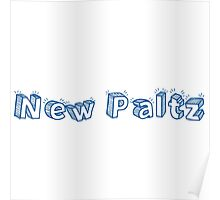 New Paltz Poster