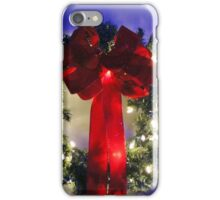 Festive Wreath iPhone Case/Skin