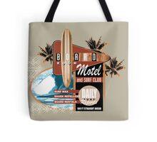 board room motel Tote Bag
