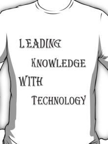 knowledge T-Shirt