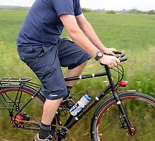 Adventure Bike by Dan Odling