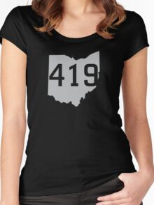 419 Pride Women's Fitted Scoop T-Shirt