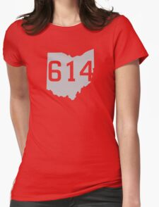 614 Pride Womens Fitted T-Shirt