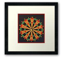 Darts Anyone? Framed Print