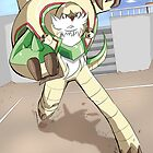 The Mighty Chesnaught by Ryuuji