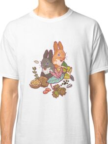 nuts and squirrels Classic T-Shirt