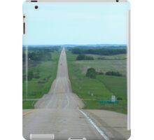 Paradise Valley,  Alberta, Canada iPad Case/Skin