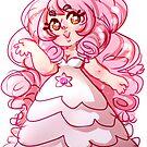 Rose Quartz Chibi by lythweird