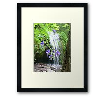 A THING OF BEAUTY Framed Print