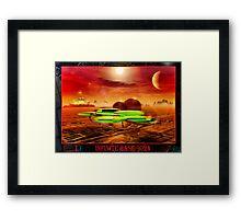 SF28 Framed Print