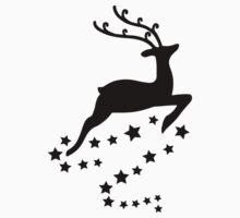 Christmas Reindeer by sweetsixty