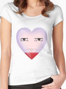 Empty Love Women's Fitted Scoop T-Shirt