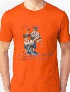 adc e support <3 v.4 Unisex T-Shirt