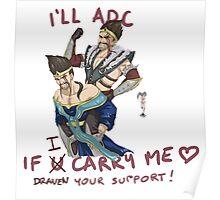 adc e support <3 v.4 Poster