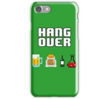 8 Bit Hangover iPhone Case/Skin