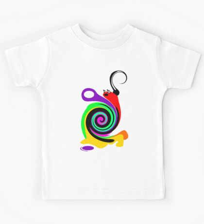 Moony the Snail Kids Tee