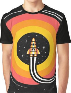 Into The Outer Graphic T-Shirt