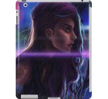 Cybergirl iPad Case/Skin