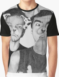 Cashton with puppy filter Graphic T-Shirt