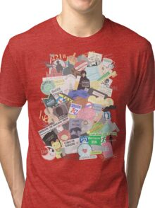 Ultimate Sherlock  Tri-blend T-Shirt