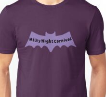 Milky Night - Purple Bat 2 Unisex T-Shirt