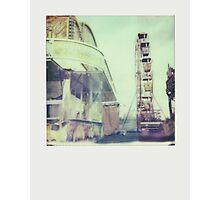 The Good Ole' Days Photographic Print