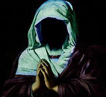 Praying. by Andreav Nawroski